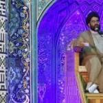 تجمع مبلغان شهرستان میاندوآب در شب اول رمضان