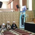 تقدیر نماینده طلاب میاندوآب و شاهین دژ از مبلغین ماه مبارک رمضان