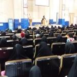 جلسه سبک زندگی اسلامی برای خانواده های وزارت دفاع