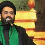 سخنرانی استاد در ماه مبارک رمضان